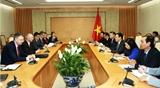 Вьетнамско-американские отношения продолжают активно и эффективно развиваться