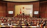 Kỳ họp thứ 5 Quốc hội khóa XIV: Xây dựng pháp luật là trọng tâm