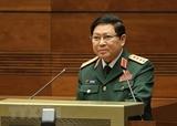 Quốc hội thảo luận về dự án Luật Quốc phòng sửa đổi