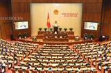 Депутаты парламента Вьетнама обсуждают законопроект о морской полиции