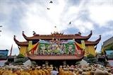 Чыонг Тхи Май навестила главу Совета Буддийской сангхи Вьетнама