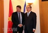 Thành phố Hồ Chí Minh và doanh nghiệp Israel tọa đàm về giải pháp đô thị thông minh