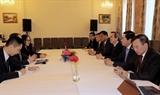 Việt Nam tích cực tham gia các hoạt động tại Diễn đàn St.Petersburg