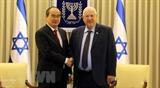 Отношения между Вьетнамом и Израилем позитивно развиваются во многих областях