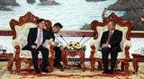 Вьетнам и Лаос укрепляют сотрудничество в области массовой информации