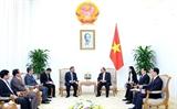 Премьер Вьетнама принял заведующего Организационным отделом ЦК НРПЛ