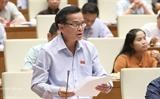 На 5-й сессии Нацсобрания СРВ обсуждались вопросы привлекающие внимание общественности