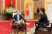 Chủ tịch nước: Việt Nam mong Nhật Bản hỗ trợ tái cơ cấu nền kinh tế