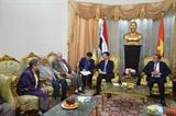 Việt Nam là bạn đối tác tin cậy của Ai Cập ở khu vực Đông Nam Á