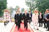 Генерал-губернатор Австралии завершил государственный визит во Вьетнам