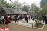 Visite du village natal de lOncle Hô
