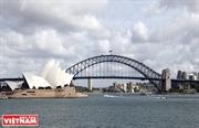 Khám phá đất nước Úc xinh đẹp