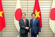 日本新聞:チャン・ダイ・クアン主席の国賓としての公式訪問は、重要な意義があり