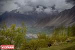 Thung lũng Hunza ở Pakistan