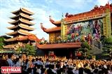 Hân hoan mừng Đại lễ Phật Đản Phật lịch 2562