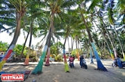 美しいタムハイ(Tam Hai)島