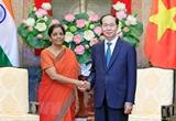 Nhà nước quân đội Việt Nam đánh giá cao sự giúp đỡ của Ấn Độ