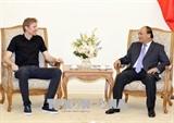Премьер Вьетнама принял председателя новозеландской корпорации Zuru