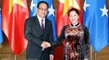 Председатель Парламента Микронезии успешно завершил официальный визит во Вьетнам