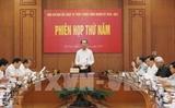 Чан Дай Куанг председательствовал на заседании Центрального комитета по правовой реформе