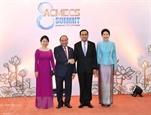 Премьер Вьетнама провёл переговоры со своими коллегами из Таиланда и Лаоса