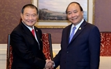 នាយករដ្ឋមន្ត្រីវៀតណាម លោក Nguyen Xuan Phuc អញ្ជើញចូលរួមសន្និសីទ ACMECS លើកទី៨