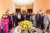 Hoa Kỳ đánh giá cao những đóng góp của Đại sứ Phạm Quang Vinh