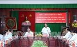 Премьер Вьетнама Нгуен Суан Фук провел рабочую встречу с руководством провинции Шокчанг