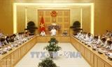 Вице-премьер Выонг Динь Хюэ председательствовал на заседании комитета по борьбе с отмыванием денег