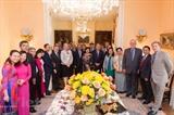 США высоко оценивают вклад посла Вьетнама Фам Куанг Виня в активизацию двусторонних отношений
