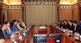Tp. Hồ Chí Minh và Philippines đẩy mạnh hợp tác trao đổi thương mại