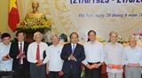 Премьер-министр Нгуен Суан Фук встретился с руководителями органов прессы