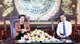 Руководители страны провели рабочие визиты в разные местности