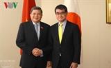 Вьетнам и Япония активизируют всестороннее сотрудничество