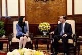 Президент Вьетнама Чан Дай Куанг принял польского посла