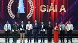В Ханое прошла церемония вручения 12-й Национальной премии в области журналистики 2017 года