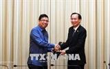 Город Хошимин и Филиппины активизируют торговое сотрудничество