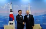 Nga-Hàn Quốc cam kết nỗ lực xúc tiến đàm phán FTA thúc đẩy hợp tác