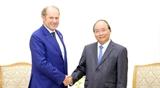 Премьер-министр Вьетнама принял Генерального директора группы Generali