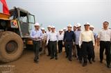 Чинь Динь Зунг: проект скоростной автомагистрали Север-Юг должен отвечать поставленным требованиям