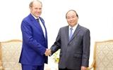 Премьер Вьетнама принял гендиректора итальянской страховой группы Generali