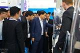 Ханойская делегация приняла участие в ярмарке технологий автоматизации в Германии