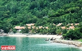 La plage de Bai Rang un petit paradis entre mer et forêt