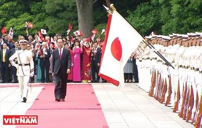 베트남 - 일본 더 효과적이고 실질적인 신규 개발 단계 시작