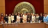 Đoàn nữ nghị sỹ Đảng Dân chủ Tự do Nhật Bản thăm Việt Nam