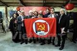 Việt Nam tham dự Đại hội Đảng Cộng sản Italy lần thứ nhất