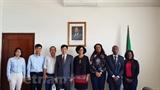 Mozambique đánh giá cao hoạt động đầu tư viễn thông của Viettel