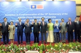 Kỷ niệm 15 năm quan hệ đối tác chiến lược ASEAN-Trung Quốc