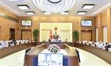 В Ханое завершилось 25-е заседание Постоянного комитета Нацсобрания