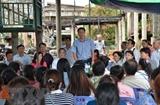 Hỗ trợ khẩn cho Việt kiều Campuchia sau vụ cháy ở quận Russey Keo